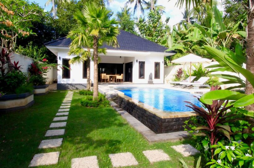 villa in bali for rent