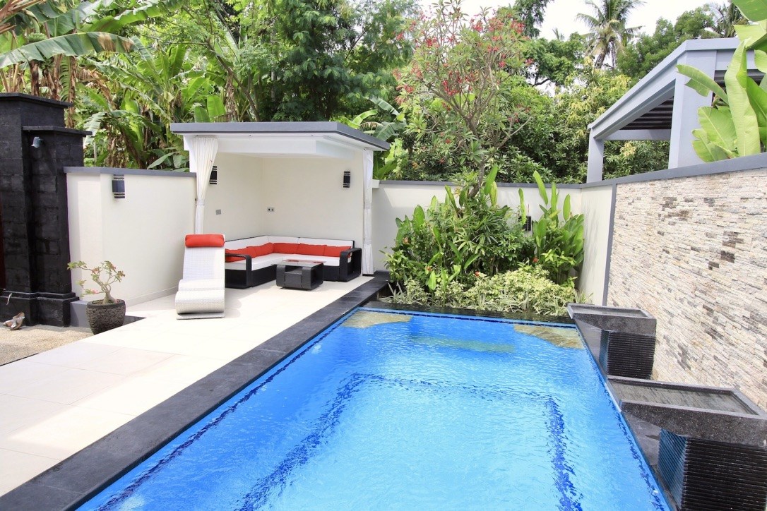 bali villa for rent