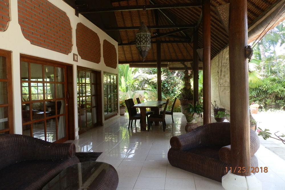 lovina bali holiday villa for rent short term