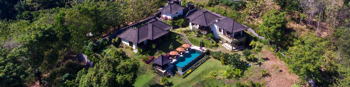 bali lovina villa with sea view for rent