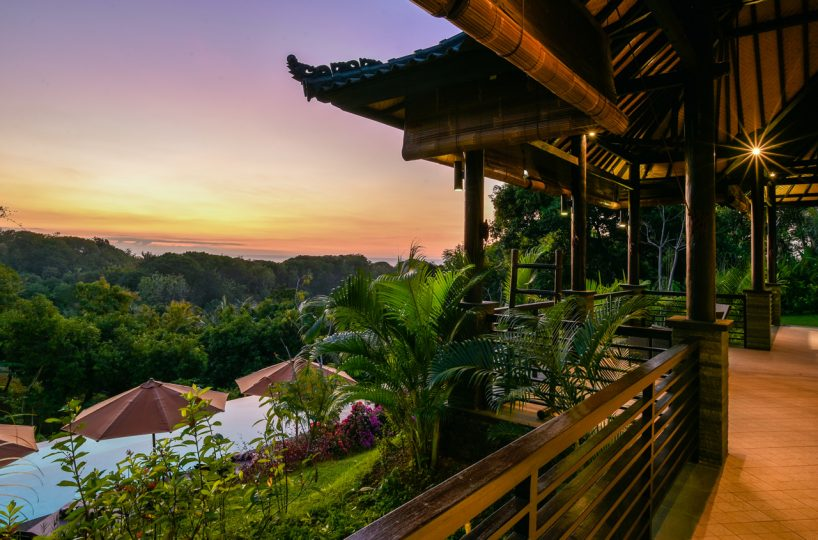 north bali villa rental